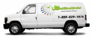 Constant Home Comfort Van