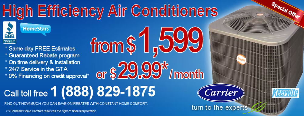 air condition gta special promotion V3x