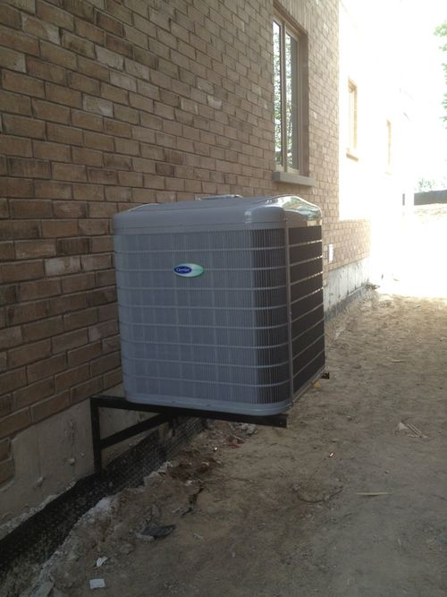 The Air Conditioner Installation Furnace Amp Air