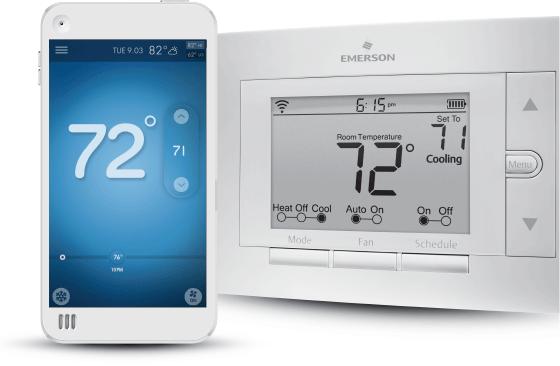 Sensi Wi Fi Thermostat Ener Comfort Hvac Sales Amp Service