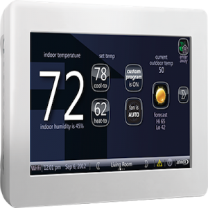 Icomfort Wi Fi Touchscreen Thermostat Constant Home