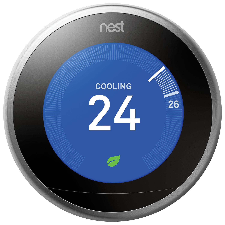 Nest Wi Fi Smart Thermostat 3rd Generation Model