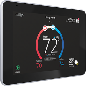 Visionpro 8000 7 Day Programmable Thermostat Air