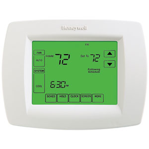 VisionPRO 8000 7-Day Programmable Thermostat