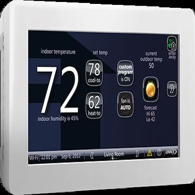 ICOMFORT WI-FI Touchscreen Thermostat