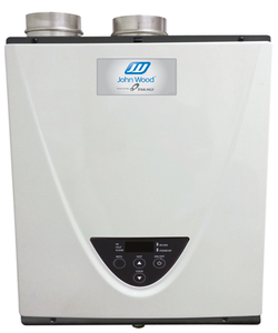 John Wood High-Efficiency Condensing Tankless