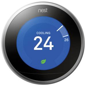 Nest Wi-Fi Smart Thermostat 3rd Generation Model #: T3007EF