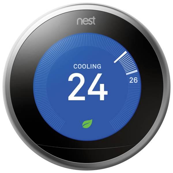 Nest Wi-Fi Smart Thermostat 3rd Generation Model #: T3007EF