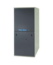 American Standard Gold 95v Two Stage Gas Furnace Air