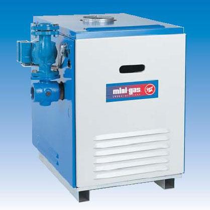 MINI-GAS Boilers Series