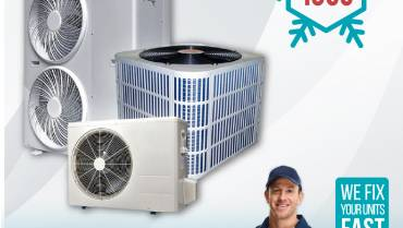 High-Efficiency ACs Starting As Low As $799* After Rebates!