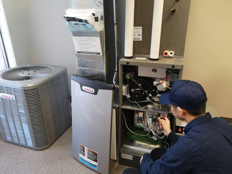Furnace Blowing Lukewarm Air: How to Solve This Issue Quickly! | Lennox Furnace Repair Markham